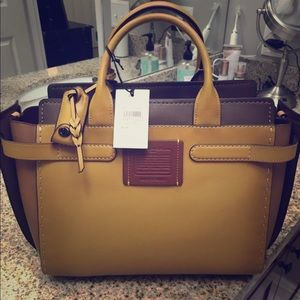 Coach handbag. New with tags!